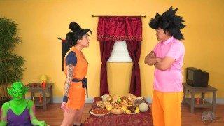 Dragon Ball Z Porn Parody Preview